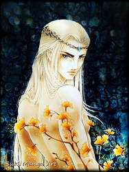 Thranduil the Elvenking by Suki-Manga