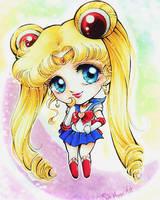 Sailor Moon chibi by Suki-Manga