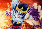 Phoenix Ikki by Suki-Manga