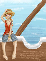 Nami: Colors by influences