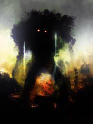 Raging forest by SPartanen