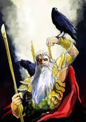 Odin by SPartanen