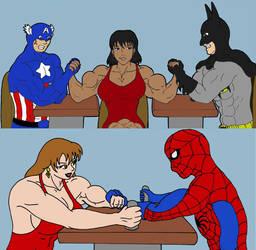 Arm Wrestling Super Edition by tj-caris