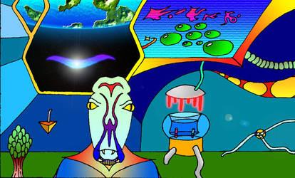 Alien Commander 2 by Streifi