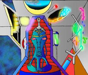 Alien Commander 3 by Streifi
