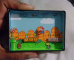 Super Paper Mario Box WIP by washue