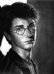 Dan Radcliffe- PoA by shley77