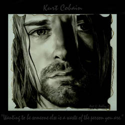 Ashes to Ashes- Kurt Cobain by shley77