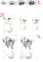 part 2- parts of the face by shley77
