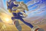 Kaze - A New Dawn by funkyalien