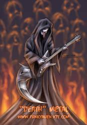 Death Metal by funkyalien