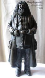 Hagrid Maquette by BenPhillips