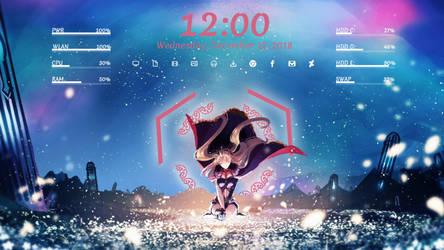 Ereshkigal for Fate/Grand Order by Akiyama4809