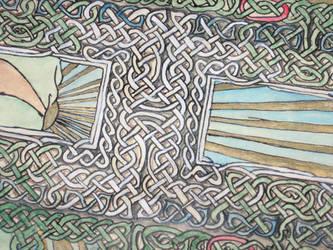 Detail, Sunrise by Aurhia