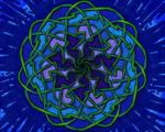 Flower Knot by Aurhia