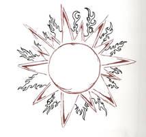 Sun by Aurhia