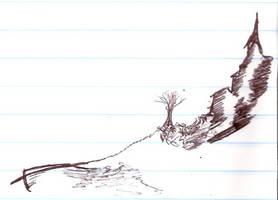 Hill by Aurhia