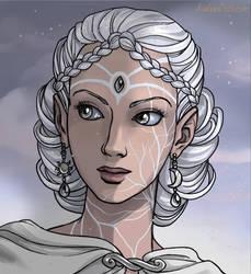 Lady Frost by JoyJinn