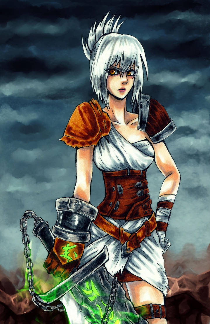 Riven by catablu