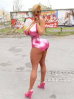 bootyfull girl by guhzcoituz