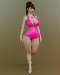 Adena Bikini Test by guhzcoituz