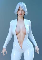 Christie Genesis 3 Female by guhzcoituz