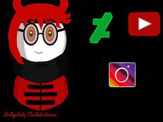 Favorite Social Media Sites by TheNekoSamurai
