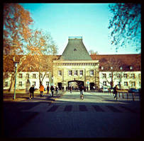 university by quadratiges