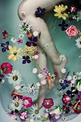 les fleurs by quadratiges