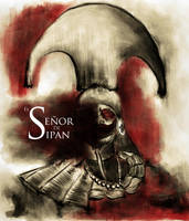 The Lord of Sipan by Cetosc