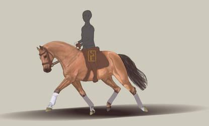 German Riding by SunshineElite