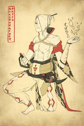 Mazoku take Girahimu Sama by Faith-Blairheather