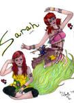 Sarah-Vanille by rebel-moon