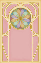 Art Nouveau Study by theoracleofdreams