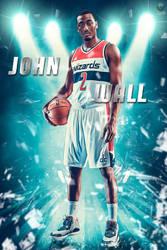 NBA Series Vol.1 - John Wall 02 by HZ-Designs