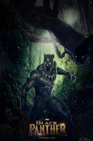 Black Panther by HZ-Designs