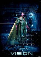 Custom Vision Poster by HZ-Designs