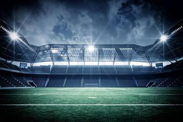 Soocer Stadium 2 by HZ-Designs
