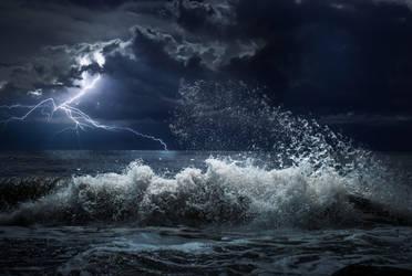 Ocean Storm by HZ-Designs