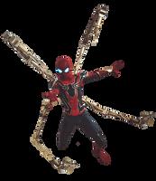 Iron Spider by HZ-Designs