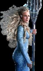 Queen Atlanna by HZ-Designs