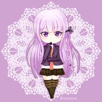 Ultimate Detective - Kyouko Kirigiri by michi1412