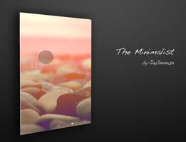 The Minimalist by JayDean03