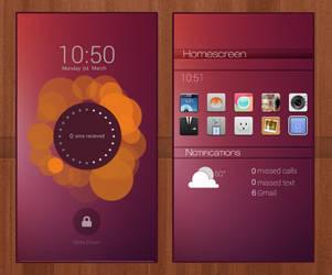 Sirius Ubuntu Final by JayDean03