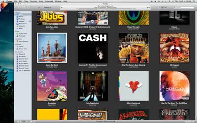 Caesar iTunes 9 Mod by jdx6