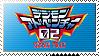 Stamp: Digimon Adventure 02 by larabytesU