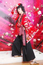 Ayumi Geisha 2 by angelcurioso
