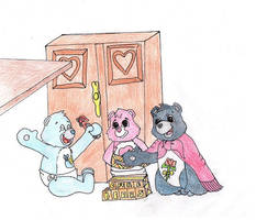 Care Bears[Request] by MaximirusuPauaa
