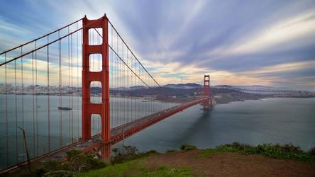 Golden Gate by Nevma