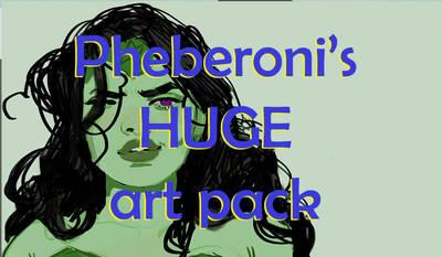 Art Pack by Pheberoni